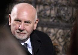 Předseda Ústavního soudu Pavel Rychetský; Foto: Michal Reiter / Wikimedia Commons