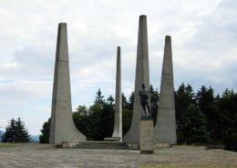 Národní kulturní památník Ploština; Foto: Pornero / Wikimedia Commons