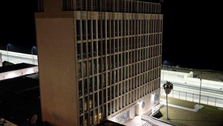 Budova velvyslanectví v Havaně na Kubě; Foto: Bjen78 / Wikimedia Commons