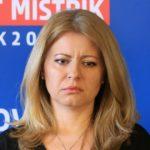 SLOVENSKO: Prezidentka Čaputová už utratila za luxusní róby svůj měsíční plat