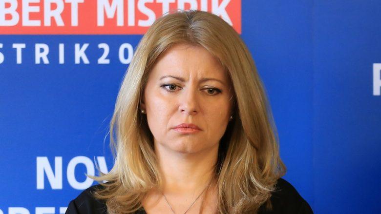 Slovenská prezidentka Zuzana Čaputová; Foto: Slavomír Frešo / Wikimedia Commons