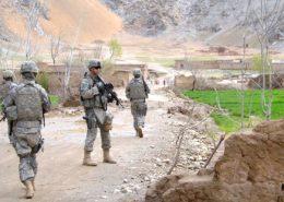 Američtí vojáci v Afghánistánu; Foto: Army.mil / Wikimedia Commons