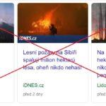 HOAX: Na Sibiři v Rusku prý nejsou hašeny lesní požáry