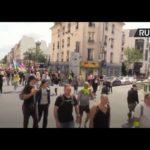 ŽIVĚ/VIDEO: Francie protestuje proti Macronovi již po 35.víkend