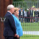 VIDEO: Kancléřka Merkelová se opět třásla. Stále tvrdí, že je v pořádku