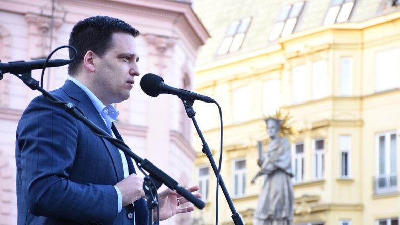 Europoslanec Tomáš Zdechovský (KDU-ČSL); Foto: Ben Skála, Benfoto / Wikimedia Commons