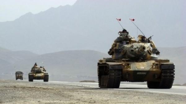 Turecká armáda; Foto: Wikimedia Commons