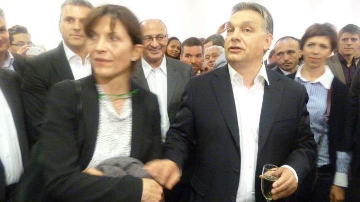 Maďarský premiér Viktor Orbán; Foto: Derzsi Elekes Andor / Wikimedia Commons