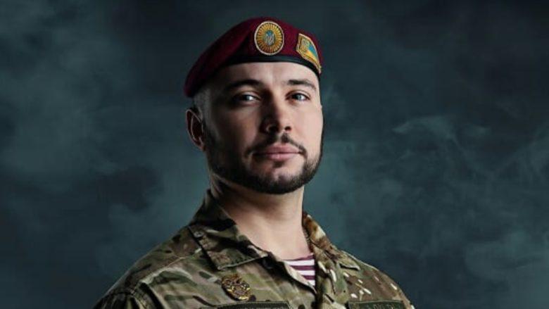 Ukrajinský vrah Vitalij Markiv; Foto: Facebook