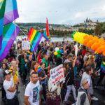 PRAGUE PRIDE: Testy na AIDS či syfilis byly v několika případech pozitivní