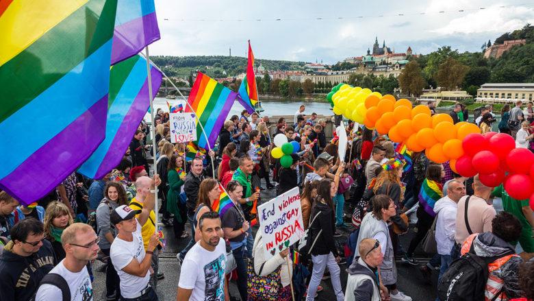 Prague Pride; Foto: Prague Pride / Wikimedia Commons