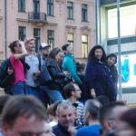 FIASKO: Na pochod Milionu chvilek přišlo jen několik tisíc lidí