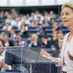 NORD STREAM 2: Šéfka Evropské komise ostře zkritizovala americké sankce vůči plynovodu
