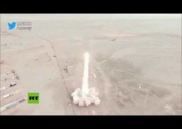 VIDEO: Írán vyzkoušel nový raketový systém