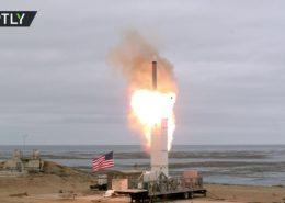 VIDEO: USA otestovaly raketu, kterou zakazovala smlouva INF. Krátce po jejím vypovězení