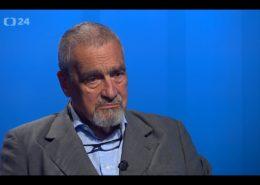 Karel Schwarzenberg; Foto: repro Česká televize