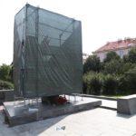 ODHALENÍ: Radnice Prahy 6 porušila zakrytím sochy maršála Koněva smlouvu s Ruskem