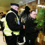 ŠVÉDSKO: Země v policejní válce