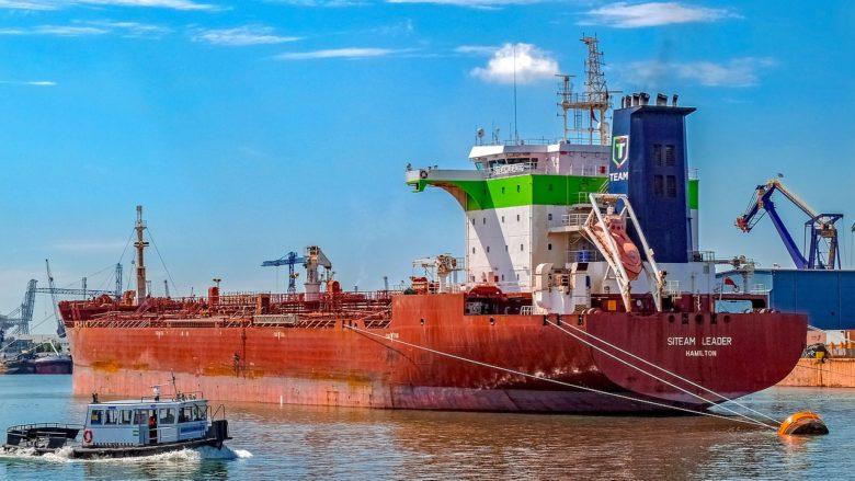Loď přepravující LNG; Foto: Pixabay.com