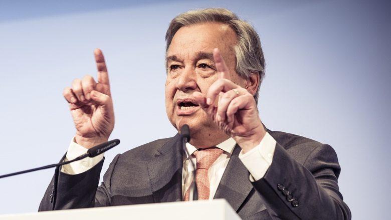 Generální tajemník OSN António Guterres; Foto: Kuhlmann / MSC / Wikimedia Commons