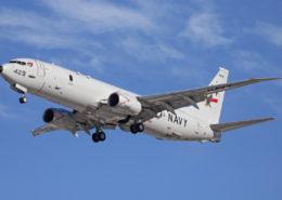 Americký průzkumný letoun Boeing P-8A Poseidon; Foto: Darren Koch / Wikimedia Commons