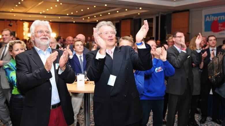 Představitelé strany AfD; Foto: Ralf Roletschek / Wikimedia Commons