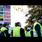 ŽIVĚ/VIDEO: Francouzi jsou opět v ulicích, nechtějí Macrona