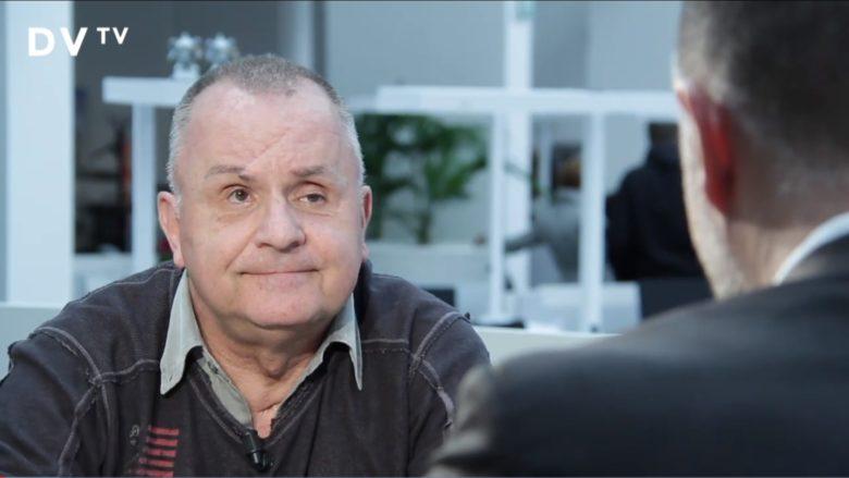 Zpěvák skupiny Elán Jožo Ráž; Foto: Repro DVTV