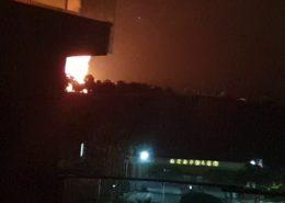 VIDEO: V okupované části Kypru vybuchl muniční sklad. Blízko pětihvězdičkových hotelů