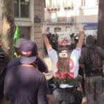 VIDEO: Francouzská policie zasáhla velmi tvrdě proti Žlutým vestám