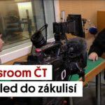 VIDEO: Moderátor Luboš Xaver Veselý znemožnil reportérku České televize
