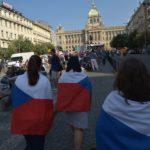NEÚCTA: Milion chvilek uspořádal politickou demonstraci přes tragédii v Ostravě