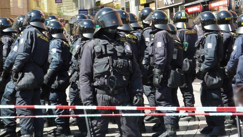 Česká policie; Foto: Pavel Ševela / Wikimedia Commons