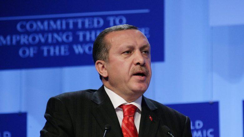 Turecký prezident Recep Tayyip Erdogan; Foto: Světové ekonomické fórum / Wikimedia Commons