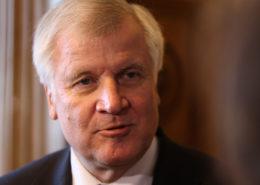 Německý ministr vnitra Horst Seehofer; Foto: Michael Lucan / Wikimedia Commons