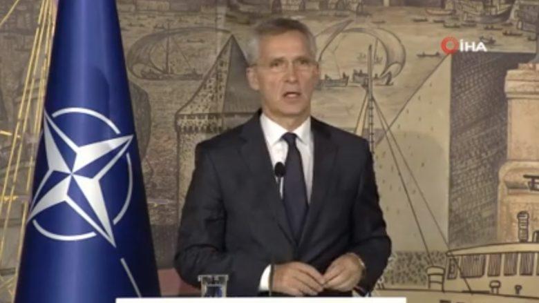 Generální tajemník NATO Jens Stoltenberg; Foto: Repro YouTube