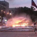 VIDEO: V Chile demonstrovalo proti vládě více než milion lidí