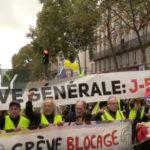 ŽIVĚ/VIDEO: Francouzi protestují opět proti prezidentu Macronovi