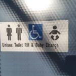 GENDER: Dívky ve Velké Británii zanedbávají školu, aby nemusely chodit na unisex toalety