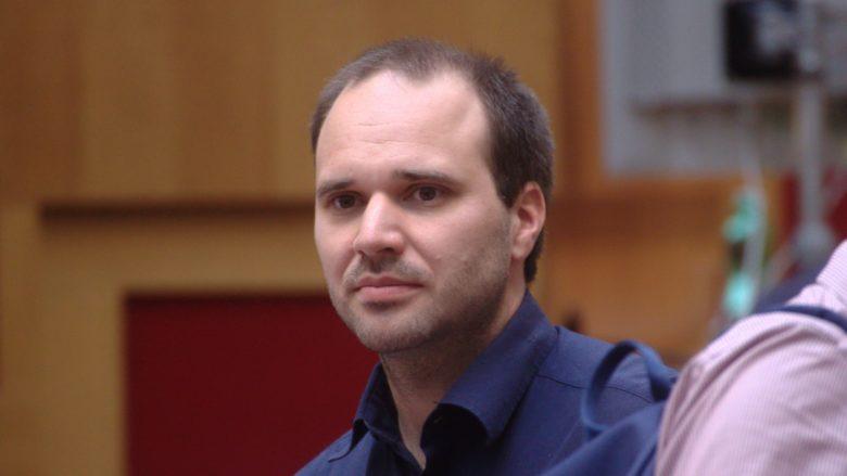 Viktor Mahrik; Foto: Pirátská strana
