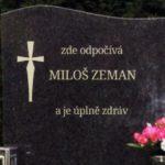 HNUS: Pražská kavárna se opět dopustila nenávistného útoku na Miloše Zemana