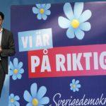 REUTERS: Protiimigrační Švédští demokraté mají největší podporu v zemi