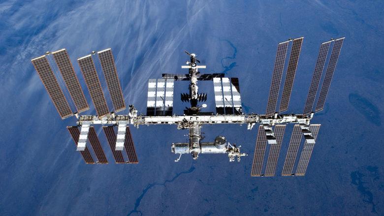 Mezinárodní vesmírná stanice; Foto: NASA / Wikimedia Commons