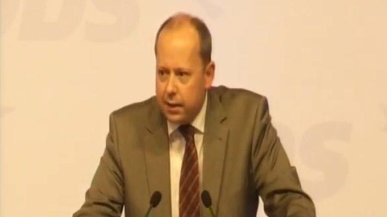 Bývalý poslanec za ODS Marek Šnajdr; Foto: Repro YouTube