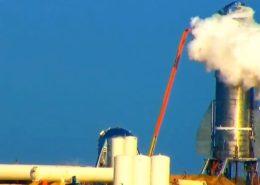 VIDEO: Lodi Starship, se kterou chce Musk kolonizovat Mars, vybuchla nádrž