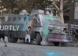 VIDEO: V Chile při protivládních protestech zemřel další demonstrant