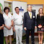DOBROČINNOST: Díky Nadaci Agrofert získala Thomayerova nemocnice unikátní přístroj