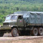 PRAGA V3S byl nejdéle vyráběným československým nákladním automobilem