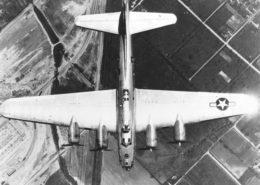 Bombardér B-17 amerického letectva; Foto: Wikimedia Commons