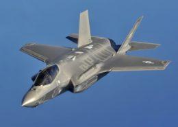 Americký stíhací letoun Lockheed Martin F-35A; Foto: US Air Force / Wikimedia Commons